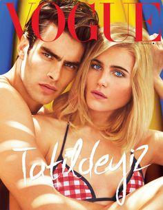 Vogue - Jon Kortajarena