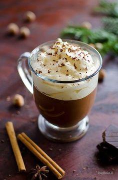 Włoska gorąca czekolada