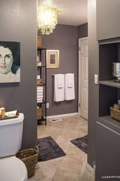 1000 Images About Bathroom On Pinterest Dark Rooms