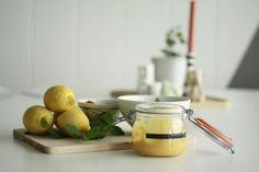 Sukkerfri lemon curd
