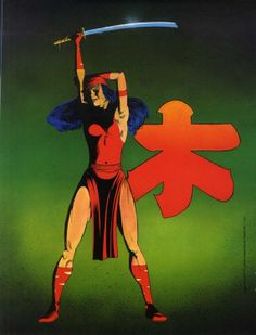 Elektra by Jackson Guice