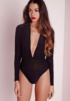 17 Best Plunge Bodysuit images  7eda4ca15