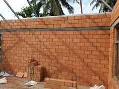 This article will discuss what interlocking bricks are, the advantages and disadvantages of using them and whether they are good for construction. - click for 3 min read Types Of Bricks, Interlocking Bricks, Brick Masonry, Building A House, House Plans, Construction, Civil Engineering, Outdoor Decor, Ideas