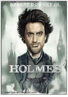 Sherlock Holmes, Robert Downey Jr
