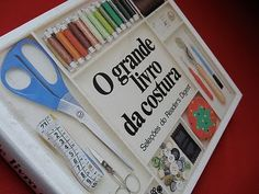 O Grande Livro de Costura - com download