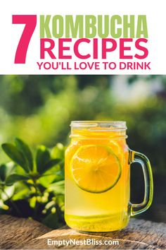 Kombucha recipes for beginners. diet tips for beginners 7 Delicious Kombucha Flavors to Help you Love Your Gut Kombucha Flavors, Probiotic Drinks, Kombucha Tea, Best Diet Drinks, Detox Drinks, Healthy Drinks, Healthy Eating, Healthy Food, Healthy Recipes