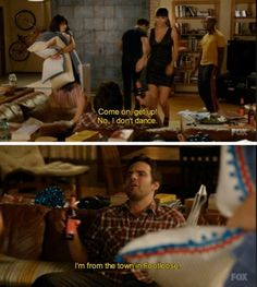 i love new girl