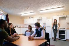 Kitchen #AveryHillCampus #UniofGreenwich #Accommodation