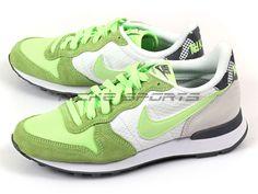 Nike W Internationalist Print White/Ghost Green-Wolf Grey-Black 2015 807412-100 #Nike #Athletic