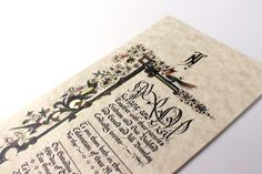 Gold foil on specialist papers Litho Print, Gold Foil, Printing Services, Printer, Paper, Printers