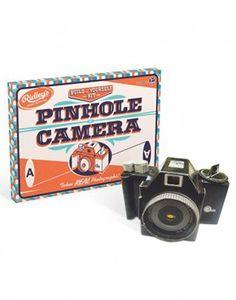 Pinhole Camera #bene-voyage