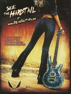 DEAN Guitars (2003) HARDTAIL