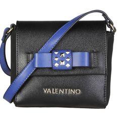 VALENTINO by Mario Valentino Divina SA Lady Crossover Bag Tasche Nero Schwarz