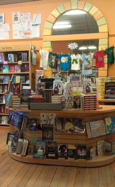 OH MY STARS!  Neil Gaiman gives my beloved local bookshop a bit of shine.