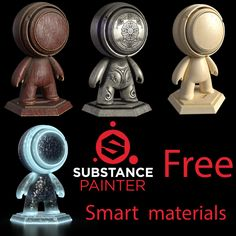 Substance painter smart materials pack