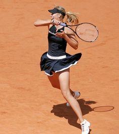 Maria Sharapova, russian class #tennis