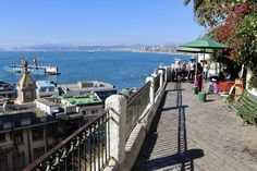 https://flic.kr/p/PWvQgz   Paseo Gervasoni   Cerro Concepción. Valparaíso, Chile