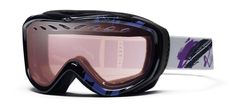Smith Transit Graphic Ski Snow Goggles in Purple Splash