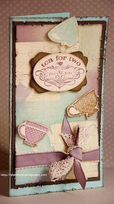 stampin up card