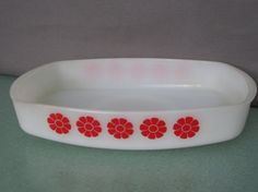 Hey, I found this really awesome Etsy listing at https://www.etsy.com/listing/194684702/depression-glass-federal-casserole-dish