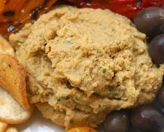 Best 20 hummus recipes without tahini: No Tahini Hummus Loaded with Sesame Flavor recipe by Are You Hungry