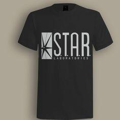 Adult Star Laboratories Black T shirt, T shirt for Men, Women, Girl, Boy, XS, S, M, L, XL, XXL, 3XL,  Size, Customized