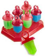 Mini Popsicle Maker | Popsicle Molds | Frozen Treat Molds | - Kitchenworks Inc