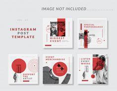 post design Minimalist social media post template for event Instagram Design, 2 Instagram, Social Media Detox, Social Media Marketing, Digital Marketing Strategy, Content Marketing, Mobile Marketing, Marketing Strategies, Inbound Marketing