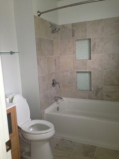 My Bathroom Remodel Tub Lowes Toliet Lowes Tiles Lowes Glass Tiles Tile