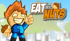 Eat my nuts is a strategy game only on edygames.com. In this game you are a human which love to feed squirrels. Here you must aim and throw your nuts to the hungry squirrel to save her life. Strategy Games, Save Her, Squirrels, Best Games, Online Games, Have Fun, Eat, Life, Fictional Characters