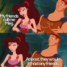 Disney's Hercules. Meg is awesome!