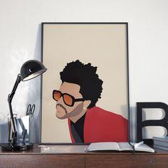 The Weeknd 'Minimal Lyric' Print Canvas Art Projects, Easy Canvas Art, Small Canvas Art, Mini Canvas Art, Canvas Wall Art, Wall Art Prints, Poster Prints, Canvas Prints, Pop Art Drawing