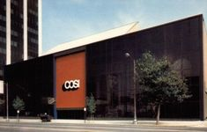 "The ""old"" COSI, Columbus, Ohio - one of my fav. places to go when I was in school (much better then the new one)"