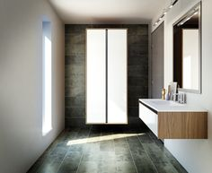 HTH Concept til bad i model Concept Natur Eg Bathroom Gallery, Bathroom Images, Small Bathroom, Bad Inspiration, Bathroom Inspiration, Beautiful Bathrooms, Bari, New Homes, Design