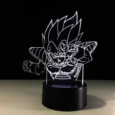 Lights & Lighting 2019 Latest Design Seven Dragon Ball 3d Lights Colorful Remote Touch Led 3d Nightlight Kids Room 7 Color Change Desk Lamp Table Lamps Let Our Commodities Go To The World