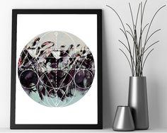 Geometric Art Geometric Print Abstract Art Abstract Print
