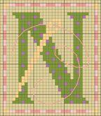Brooke's Books Publishing - Free Stitcher's Alphabet - A to Z