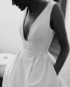 For the love of sleek stylish crepes & pockets _ launching soon stay tuned Wedding Day Wedding Planner Your Big Day Weddings Wedding Dresses Wedding Bells Wedding Cake Yes To The Dress, Dress Up, Gown Dress, Mode Inspiration, Wedding Inspiration, Bridal Dresses, Wedding Gowns, Dresses Dresses, Dream Wedding