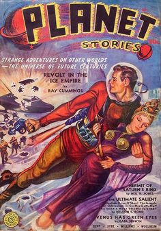 Comic Book Cover For Planet Stories v01 04
