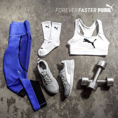 Training essentials to keep you pushing harder | PWRSHAPE Forever Bra