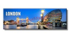 Fridge Magnet about London