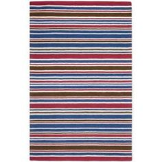 @Overstock - A whimsical children's design and dense, thick pile highlight this ultra soft and plush New Zealand wool pile handmade rug.http://www.overstock.com/Home-Garden/Handmade-Childrens-Stripes-New-Zealand-Wool-Rug-8-x-10/7026050/product.html?CID=214117 $444.99