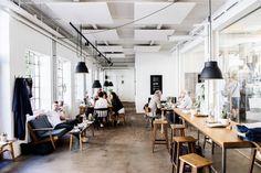 Coffee Collective, Copenhagen, Denmark | @styleminimalism