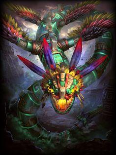 Quetzakukulkan Kukulkan