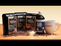 How to make a delicious fat burning Keto Coffee using Dr. Mercola's Pure Power Ketone Energy, Organic Fair Trade Coffee and grass fed butter.
