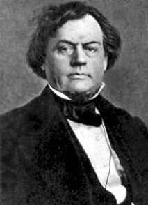 Robert Toombs was born July 2, 1810. He was one of the founding fathers of the confederacy, and was its first secretary of state. He also served as a general in the civil war although he, and president Davis had a bitter feud between them.