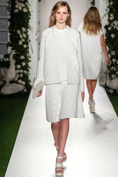 Mulberry Spring 2014 RTW - Review - Vogue