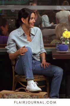 Rachel Green Outfits, Estilo Rachel Green, Rachel Green Style, Rachel Green Fashion, Friends Mode, Tv: Friends, Friends Moments, Friends Series, Outfits Casual