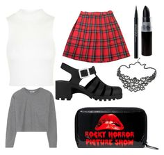 """""""Good girl gone bad"""" by edithisonfire on Polyvore"""