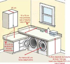 Great laundry room makeover ideas for every style and step-by-step instructions to update your laundry room. Plus a great laundry room mobile home remodel! Laundry Room Storage, Laundry Room Design, Laundry Rooms, Laundry Closet, Laundry Room Layouts, Laundry Area, Mobile Home Living, Home And Living, Living Room